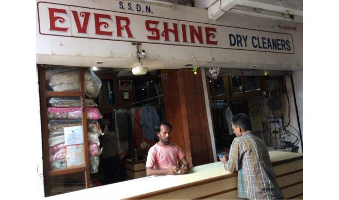 Evershine Dry Cleaners